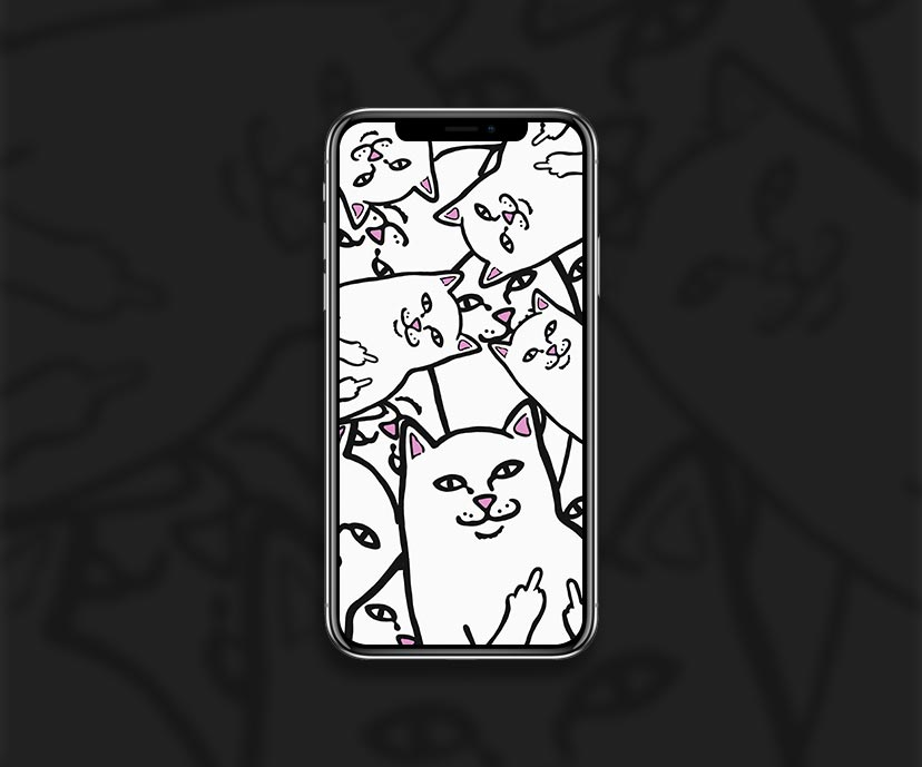 rip n dip lord nermal heap wallpapers collection