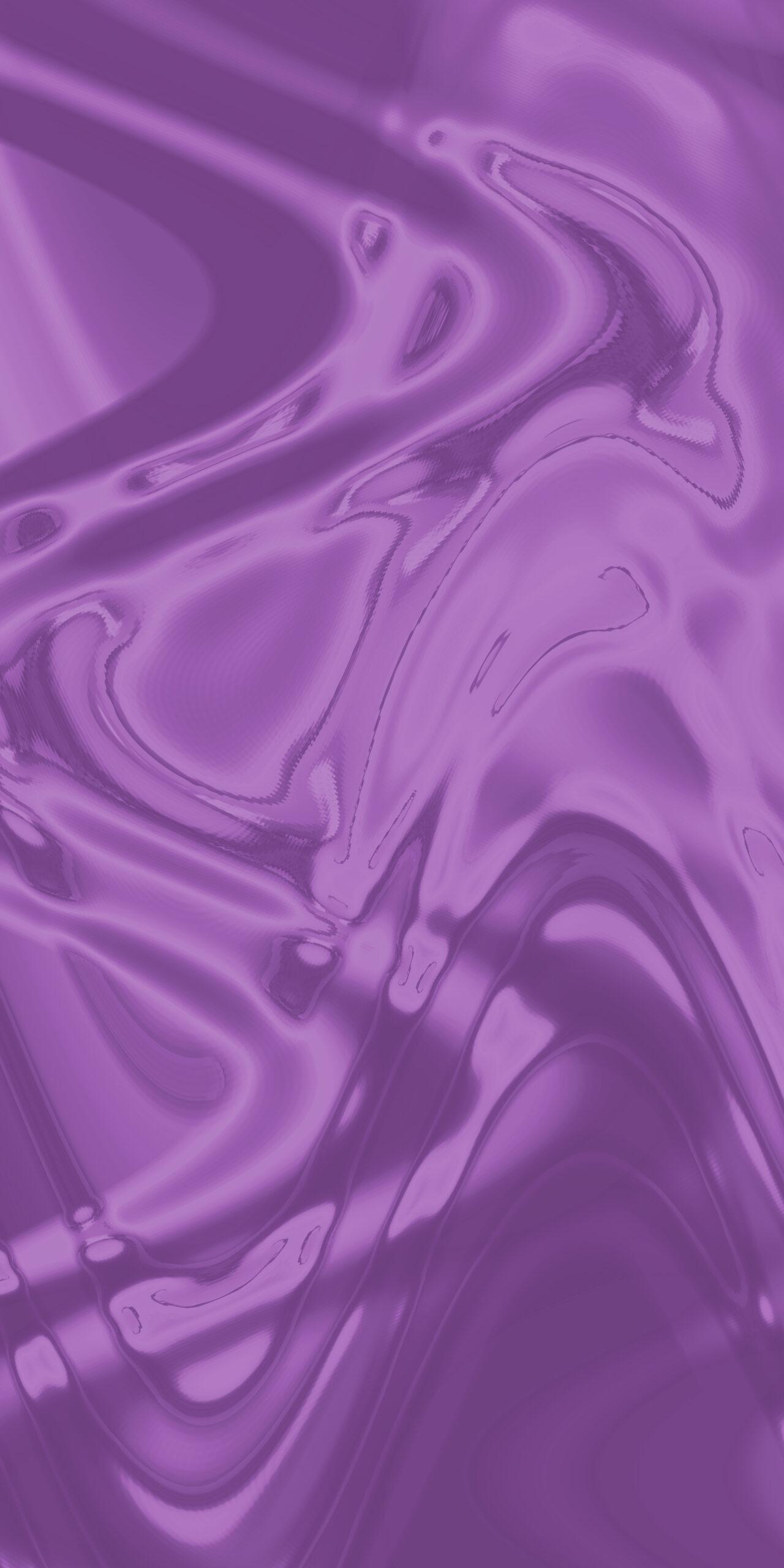 liquid metal purple background wallpaper