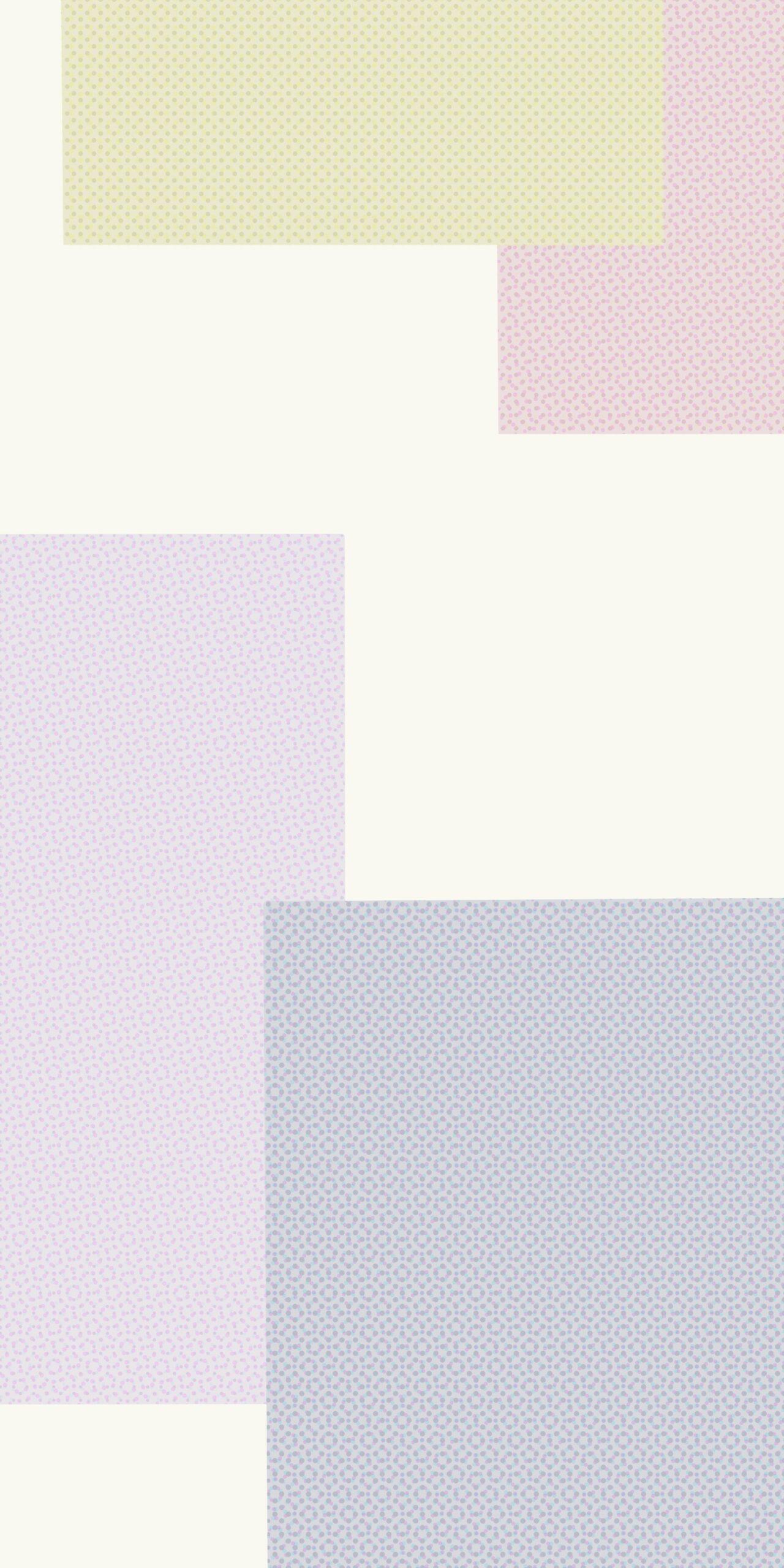pastel rectangles halftone background wallpaper