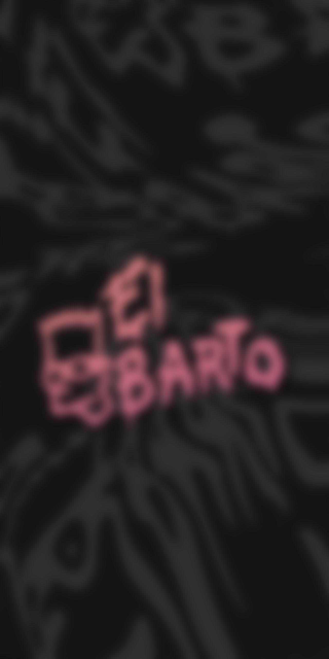 simpsons el barto pink black blur wallpaper