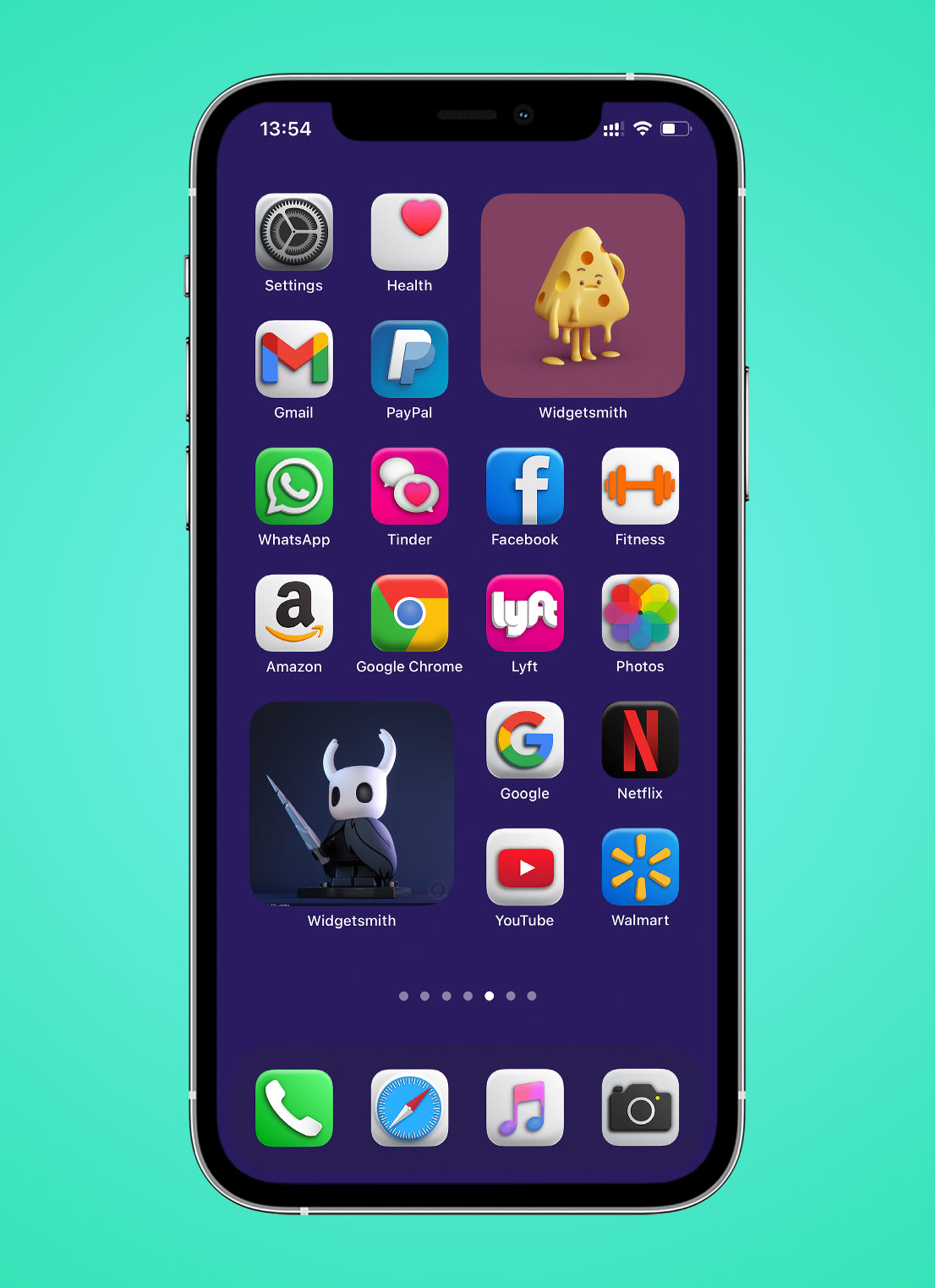 3d ios app icons pack preview 4
