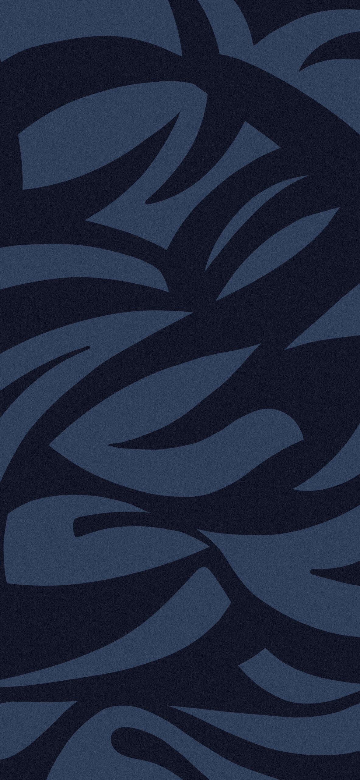demon slayer inosuke hashibira blue background