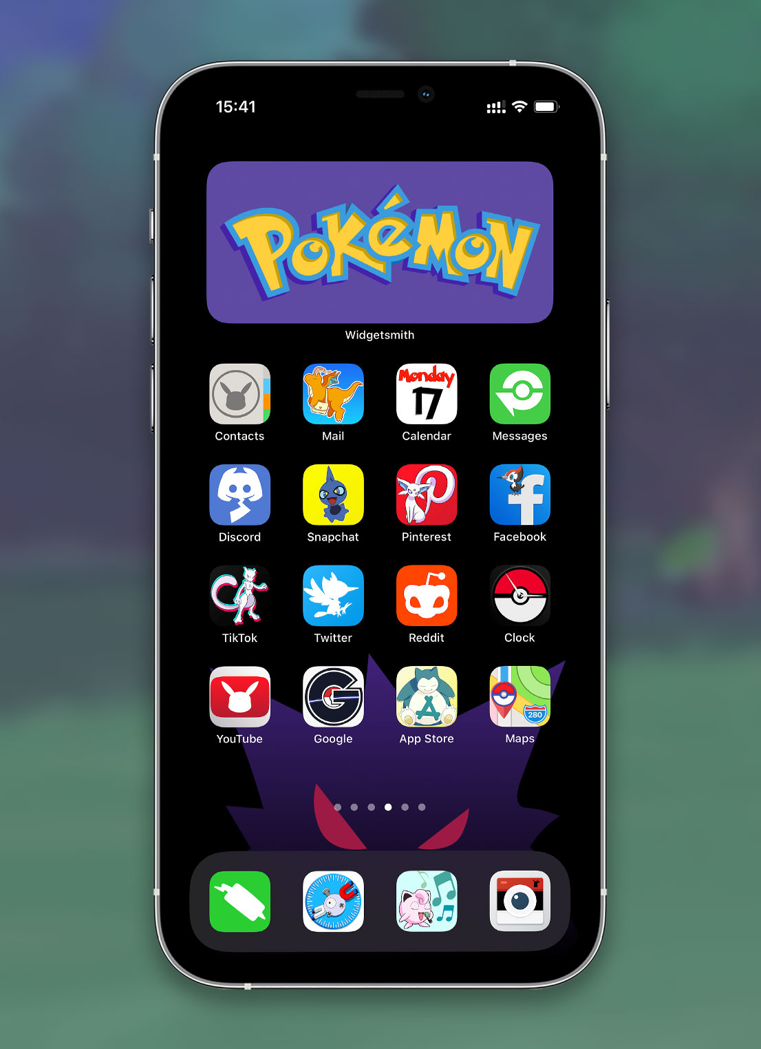 pokemon app icons pack preview 2
