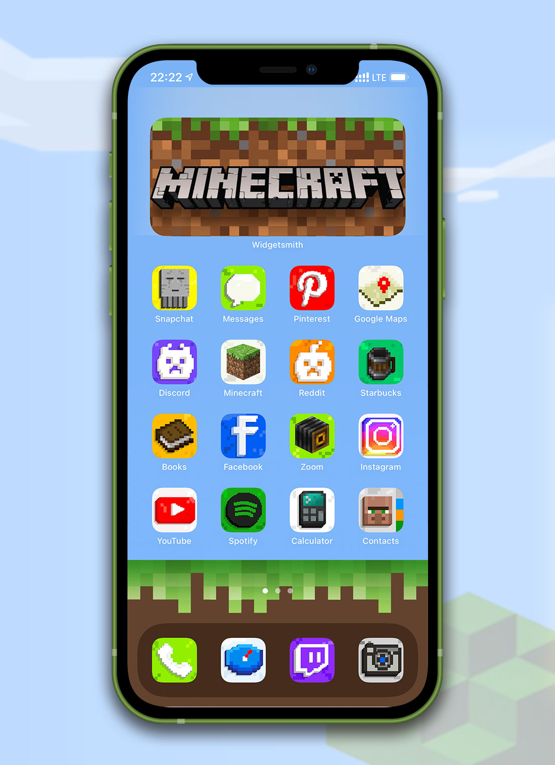 minecraft app icons pack preview 2
