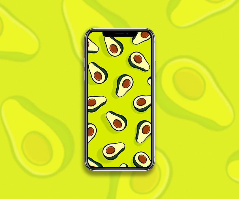avocado green wallpapers collection