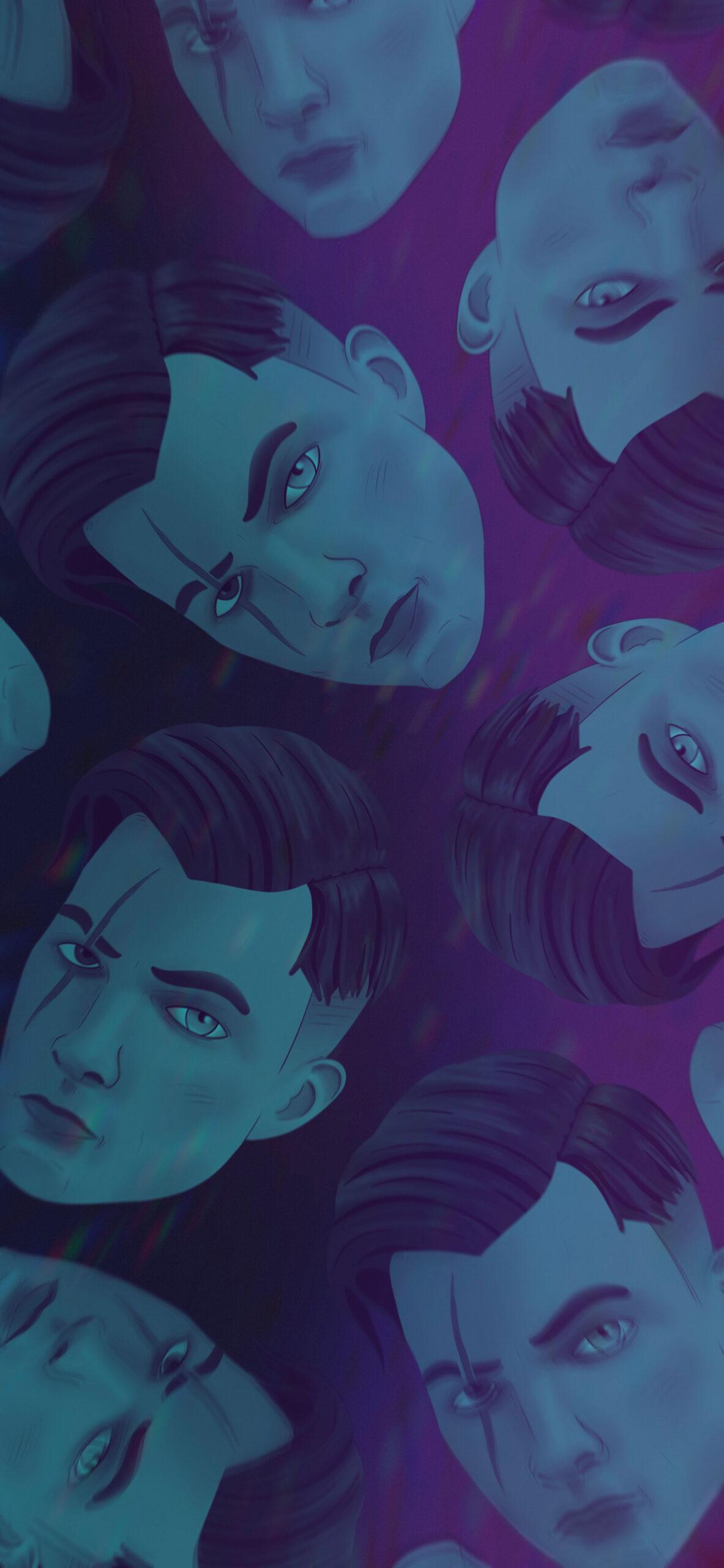 fortnite midas purple background