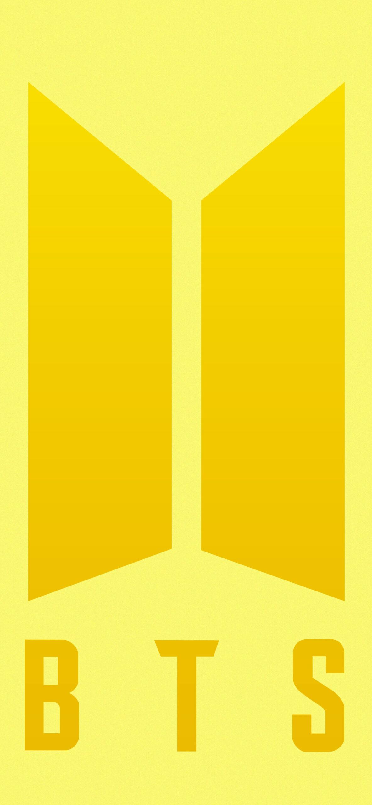bts bt21 chimmy yellow background