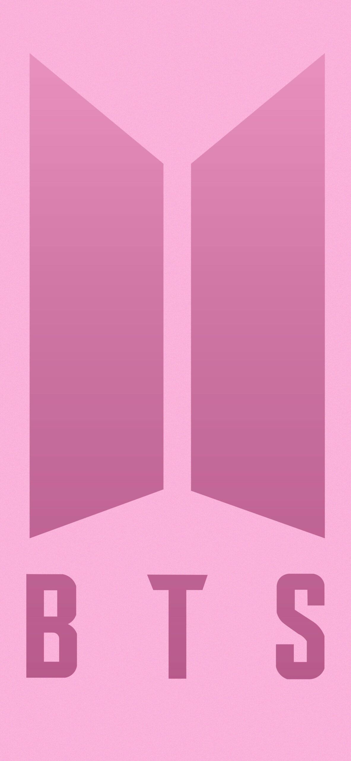 bts bt21 cooky pink background