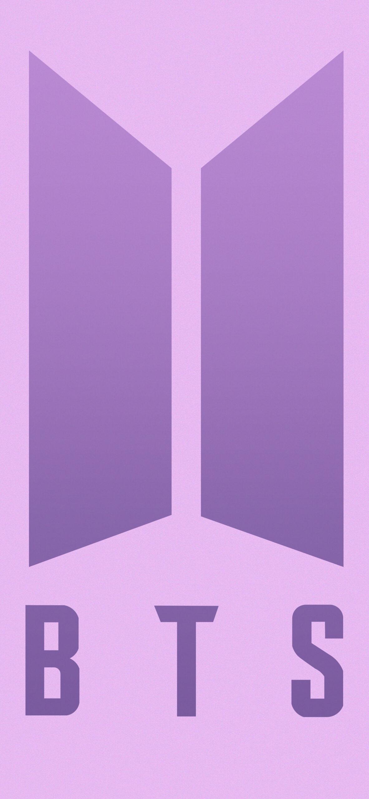 bts bt21 mang purple background
