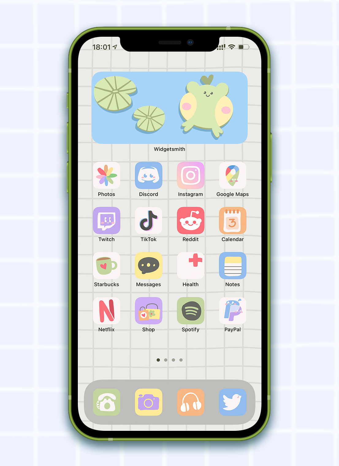 cute doodle app icons pack preview 4
