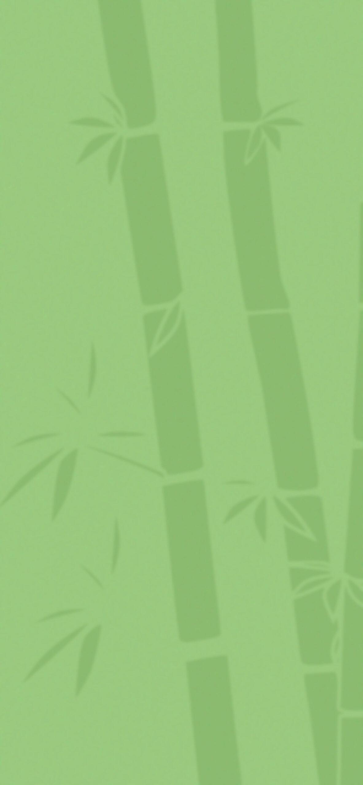 demon slayer nezuko kamado green background