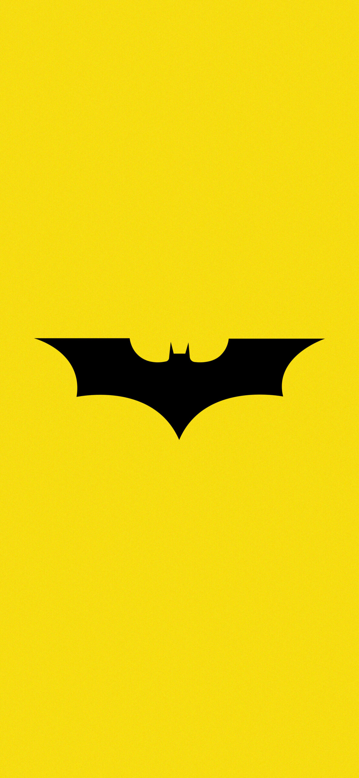 batman yellow background 2