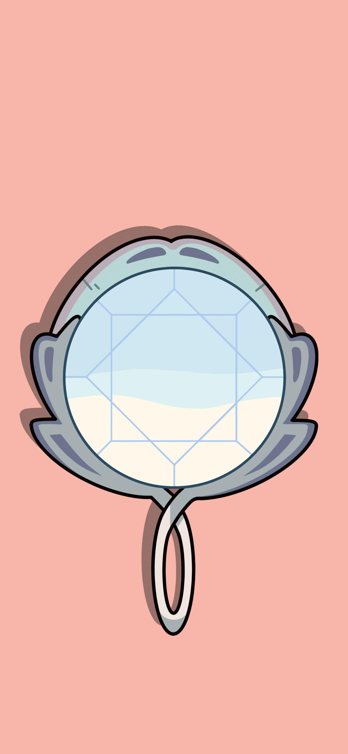 steven universe mirror wallpaper 3