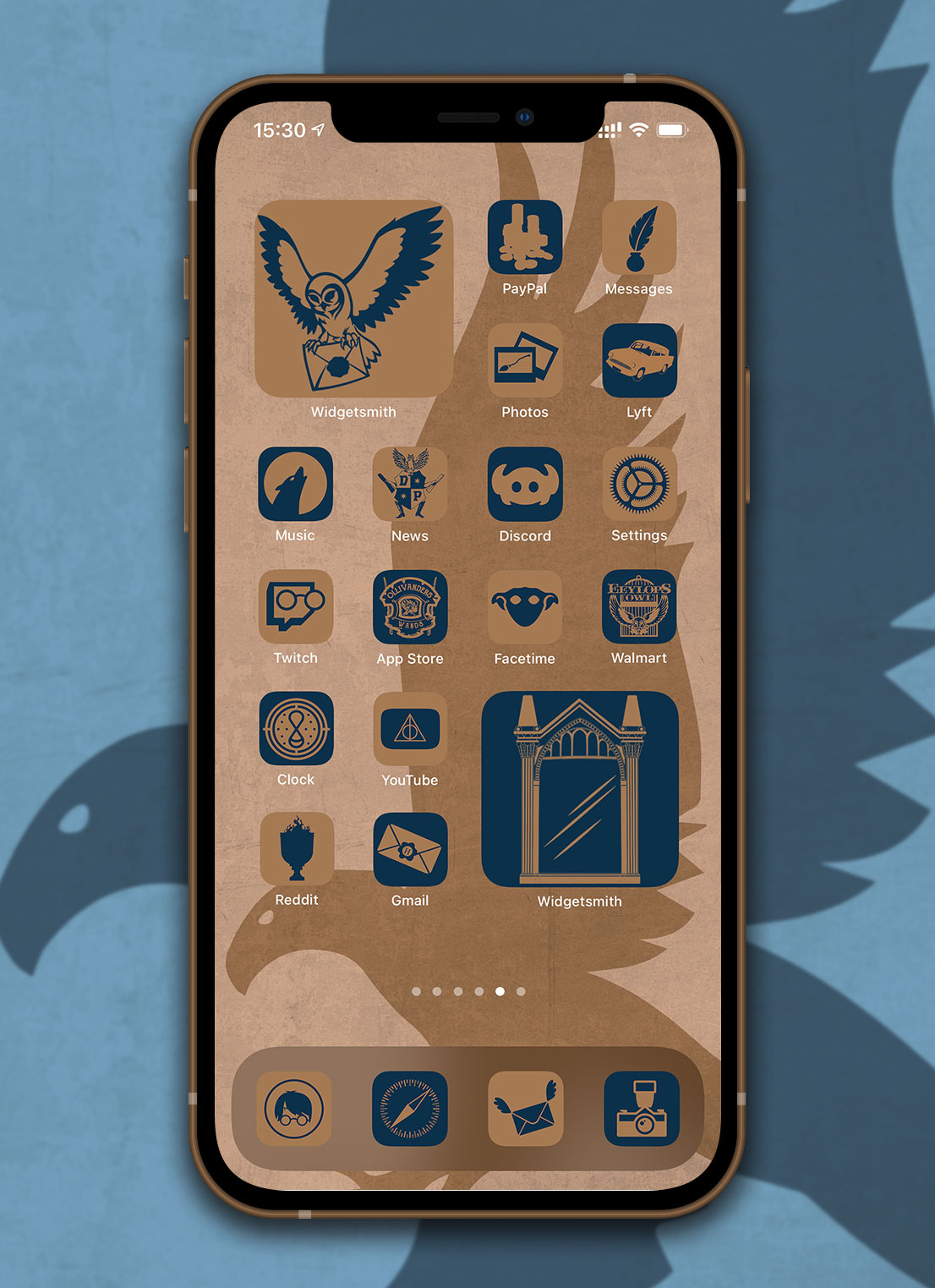 harry potter ravenclaw app icons pack preview 3