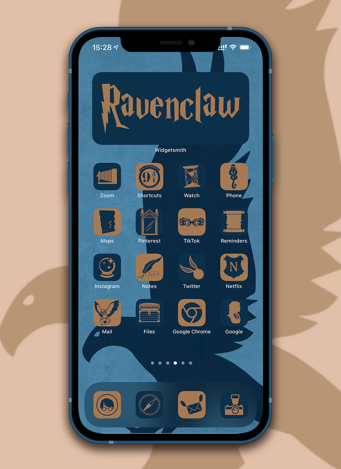 harry potter ravenclaw app icons pack preview 4
